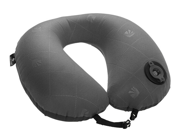 Eagle Creek Exhale Neck Pillow ebony